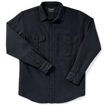 Filson Mens Lightweight Alaskan Guide Long-Sleeve Shirt
