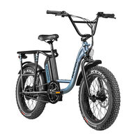 """Rambo Rooster 750W 20"""" Electric Bike - Assembled"""
