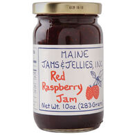 Maine Maple Red Raspberry Jam - 10 oz.