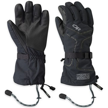 Outdoor Research Mens HighCamp Glove