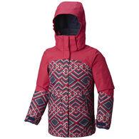 Columbia Girls' Bugaboo II Fleece Interchange Jacket
