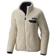 Columbia Women's Mountain Side Heavyweight Fleece Full-Zip Jacket