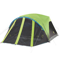 Coleman Carlsbad 4-Person Darkroom Tent w/ Screen Room
