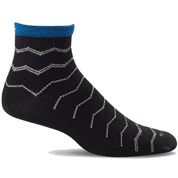 Goodhew Men's Plantar Ease Quarter Sock