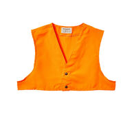 Filson Men's Blaze Orange Safety Vest
