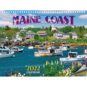 Maine Scene Maine Coast 2022 Wall Calendar