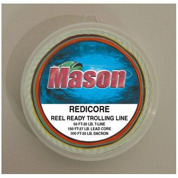 Mason Redicore Trolling Line - 500 Yards