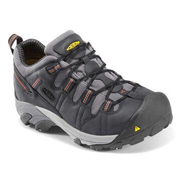 Keen Men's Detroit Steel Toe Low Cut Safety Work Shoe