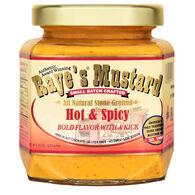 Raye's Mustard Hot & Spicy Mustard