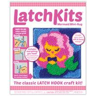 Kahootz Toys LatchKits Mermaid Latch Hook Kit