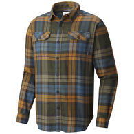 Columbia Men's Big & Tall Flare Gun Flannel Long-Sleeve Shirt