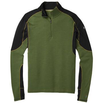SmartWool Mens PhD Light 1/4-Zip Baselayer Shirt