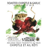 Gourmet Du Village Chipotle And Garlic Baked Dip Mix