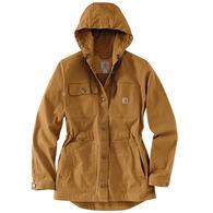 Carhartt Women's Rugged Flex Hooded Coat
