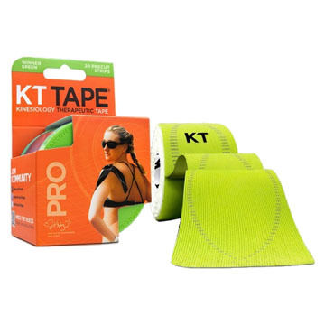 KT Tape Pro Pre-Cut Kinesiology Tape