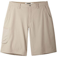 "Mountain Khakis Men's 9"" Relaxed Fit Cruiser Short"