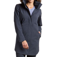 ExOfficio Women's Emei Trench Rain