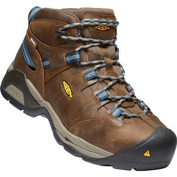 Keen Mens Detroit XT Mid Steel Toe Waterproof Work Boot
