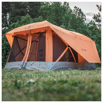 Gazelle T4 Plus Pop-Up Camping Hub 4-8 Person Tent