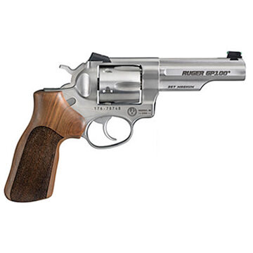 Ruger GP100 Match Champion Fixed Sight 357 Magnum 4.2 6-Round Revolver
