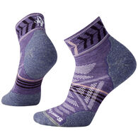 SmartWool Women's PhD Outdoor Light Pattern Mini Sock