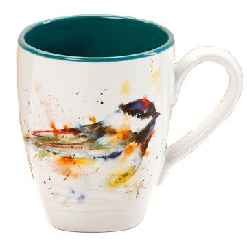 Big Sky Carvers Chickadee Mug