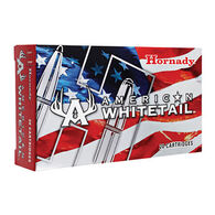 Hornady American Whitetail 6.5 Creedmoor 129 Grain InterLock Rifle Ammo (20)
