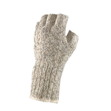 Fox River Mills Men's Fingerless Ragg Wool Glove