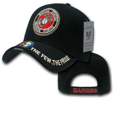 Rapid Dominance Mens Legend Military Cap - Marines