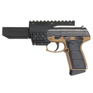 Daisy Powerline Model 5502 C02 Blowback 177 Cal. Air Pistol