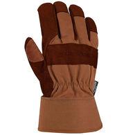 Carhartt Men's Insulated Bison Leather Safety Work Glove