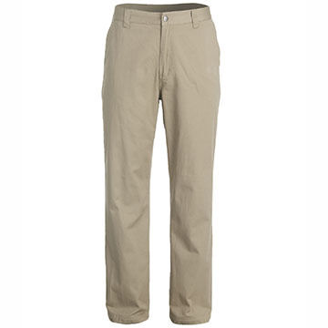 Woolrich Mens Flannel-Lined Chino Pant