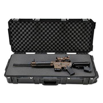 SKB iSeries 3614 M4 / Waterproof Wheeled Short Rifle Case