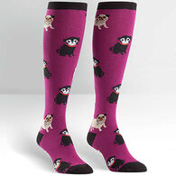 Sock It To Me Women's Pug Life Sock