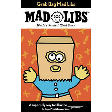 Grab Bag Mad Libs by Roger Price & Leonard Stern