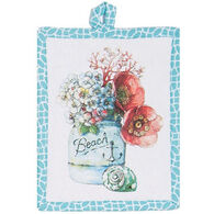 Kay Dee Designs Beach House Inspirations Pot Holder