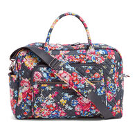 Vera Bradley Signature Cotton Weekender 29 Liter Travel Bag