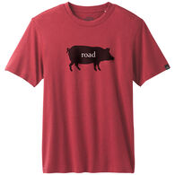 prAna Men's Road Hog Journeyman Short-Sleeve T-Shirt