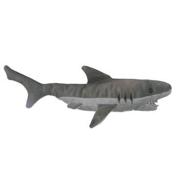 """Cabin Critters 17"""" Plush Great White Shark"""