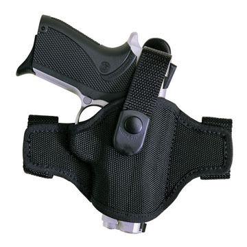 Bianchi Model 7506 AccuMold Thumbsnap Belt Slide Holster - Left Hand