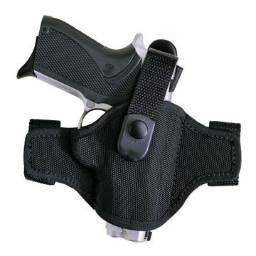 Bianchi Model 7506 AccuMold Thumbsnap Belt Slide Holster - Right Hand