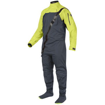 Mustang Survival Mens Hudson Dry Suit w/ Latex Gaskets