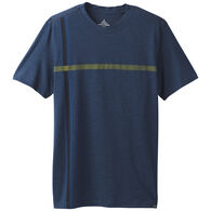 prAna Men's Garrity Crew-Neck Short-Sleeve Shirt