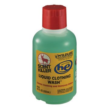 Wildlife Research Center Scent Killer Liquid Clothing Wash