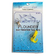 The Mighty Fish Flounder Twister Tail Rig