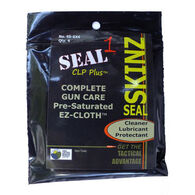 Seal 1 CLP Plus Skinz Pre-Saturated EZ-Cloth - 4 Pk.
