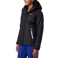 Columbia Women's Bugaboo II Fleece Interchange Insulated Jacket