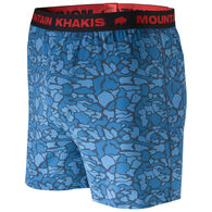 Mountain Khakis Men's Camo Bison Boxer