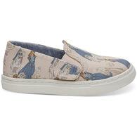 TOMS Toddler Girls' Disney Sleeping Beauty Luca Slip-On Shoe