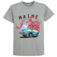 The Duck Company Youth Joy Ride Lobsters Short-Sleeve T-Shirt